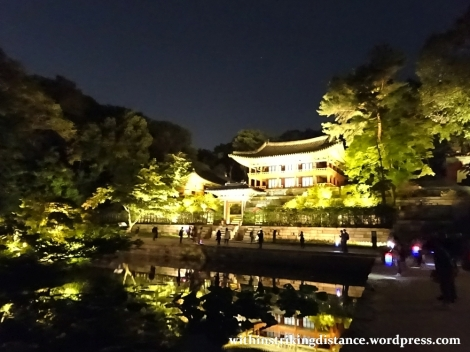 26Sep15 017 South Korea Seoul Moonlight Tour at Changdeokgung Palace