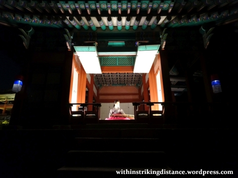 26Sep15 018 South Korea Seoul Moonlight Tour at Changdeokgung Palace