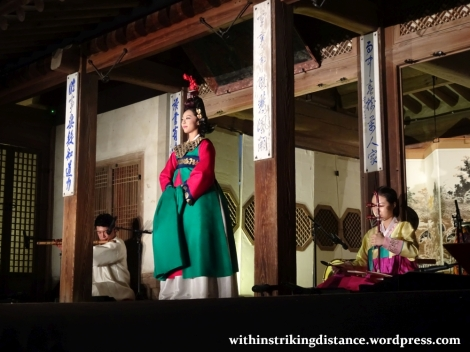 26Sep15 022 South Korea Seoul Moonlight Tour at Changdeokgung Palace