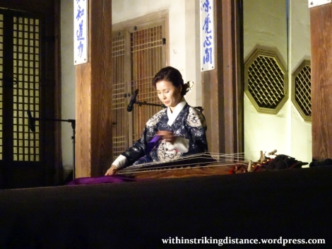 26Sep15 023 South Korea Seoul Moonlight Tour at Changdeokgung Palace