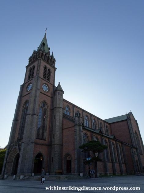 27Sep15 001 South Korea Seoul Myeongdong Catholic Cathedral