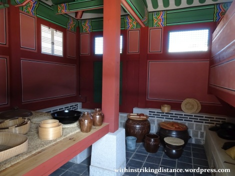 27Sep15 010 South Korea Seoul Gyeongbokgung Palace Sojubang Royal Kitchen