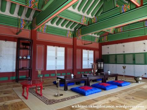 27Sep15 012 South Korea Seoul Gyeongbokgung Palace Sojubang Royal Kitchen