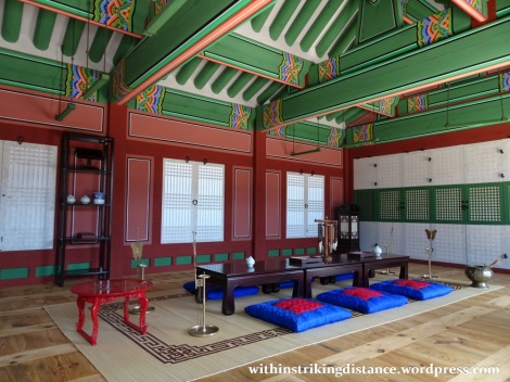 27Sep15 012 South Korea Seoul Gyeongbokgung Palace Sojubang Royal Kitchen