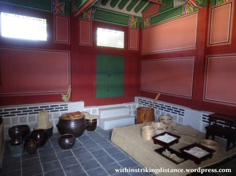 27Sep15 014 South Korea Seoul Gyeongbokgung Palace Sojubang Royal Kitchen