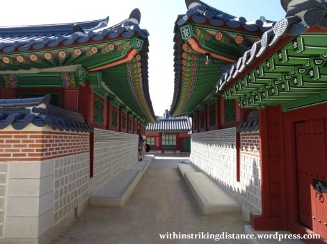 27Sep15 015 South Korea Seoul Gyeongbokgung Palace Sojubang Royal Kitchen