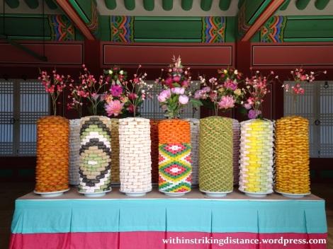 27Sep15 017 South Korea Seoul Gyeongbokgung Palace Sojubang Royal Kitchen