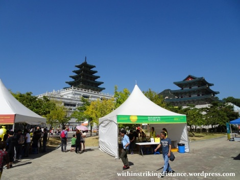 27Sep15 020 South Korea Seoul Gyeongbokgung Palace National Folk Museum
