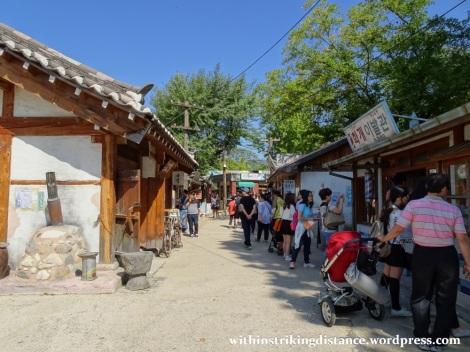 27Sep15 021 South Korea Seoul Gyeongbokgung Palace National Folk Museum