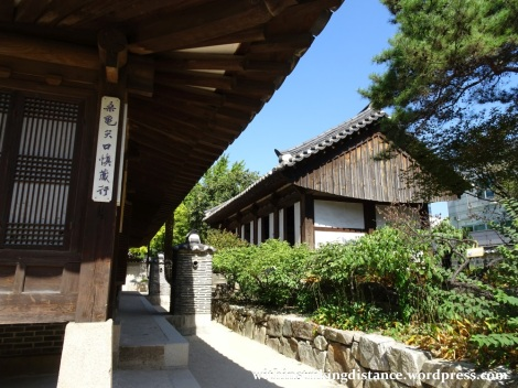27Sep15 1005 South Korea Seoul Namsangol Hanok Village
