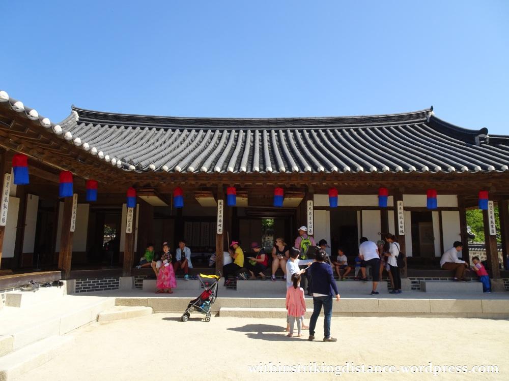Field Report Namsangol Hanok Village Seoul South Korea 27 September 2015