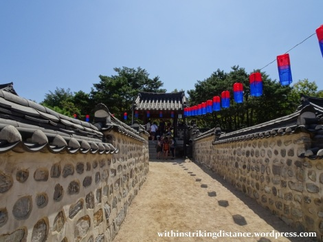 27Sep15 1010 South Korea Seoul Namsangol Hanok Village