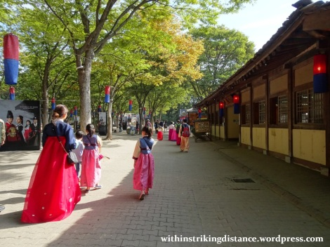 28Sep15 001 South Korea Seoul Yongin Korean Folk Village