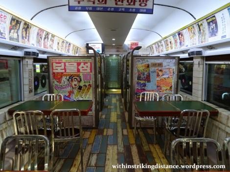 28Sep15 008 South Korea KORAIL S-train 4873 Seoul Station to Suwon