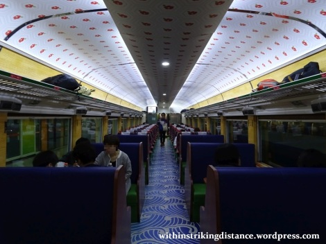 28Sep15 010 South Korea KORAIL S-train 4873 Seoul Station to Suwon