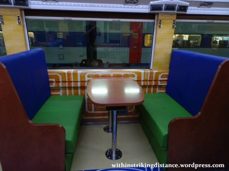 28Sep15 011 South Korea KORAIL S-train 4873 Seoul Station to Suwon