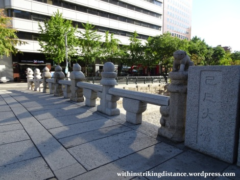 29Sep15 003 South Korea Seoul Cheonggyecheon