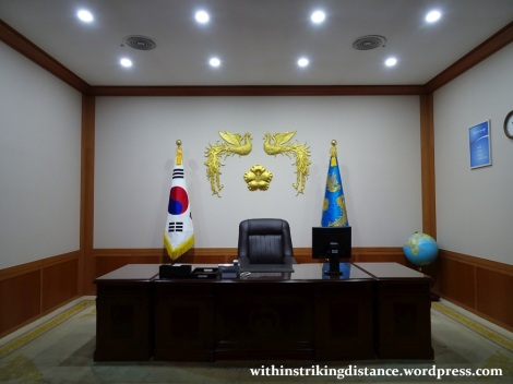 29Sep15 005 South Korea Seoul Cheongwadae Sarangchae Presidential Office