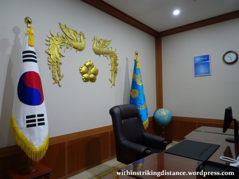 29Sep15 006 South Korea Seoul Cheongwadae Sarangchae Presidential Office