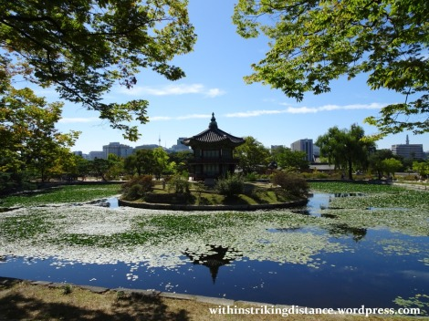 29Sep15 009 South Korea Seoul Gyeongbokgung Palace Hyangwonjeong