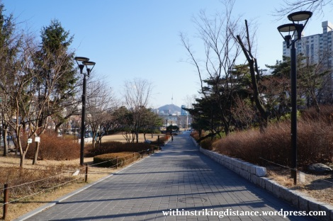 13Dec14 001 South Korea Seoul Seodaemun Independence Park