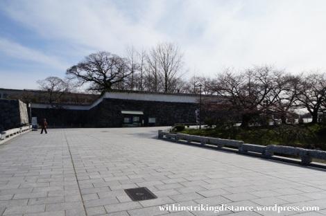 23Mar15 001 Japan Kyushu Fukuoka Castle Maizuru Park