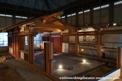 23Mar15 004 Japan Kyushu Fukuoka Castle Maizuru Park Korokan