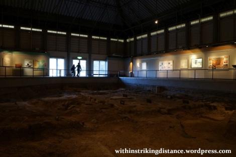 23Mar15 005 Japan Kyushu Fukuoka Castle Maizuru Park Korokan