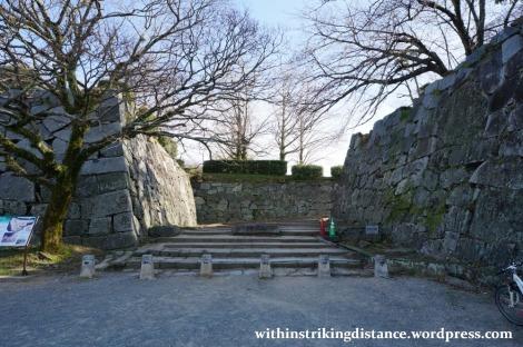 23Mar15 007 Japan Kyushu Fukuoka Castle Maizuru Park