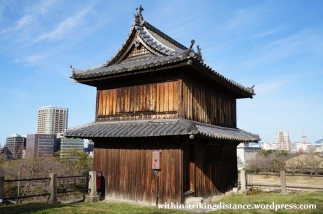 23Mar15 009 Japan Kyushu Fukuoka Castle Maizuru Park