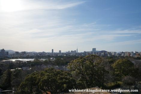23Mar15 012 Japan Kyushu Fukuoka Castle Maizuru Park