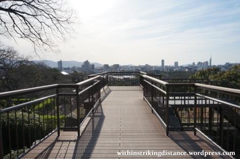 23Mar15 013 Japan Kyushu Fukuoka Castle Maizuru Park