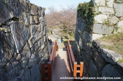 23Mar15 014 Japan Kyushu Fukuoka Castle Maizuru Park