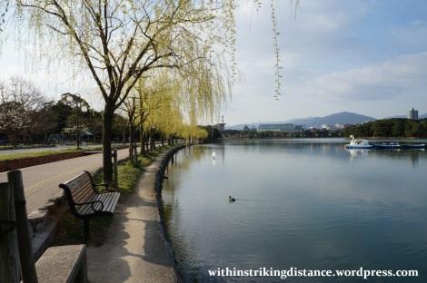 24Mar15 001 Japan Kyushu Fukuoka Ohori Park