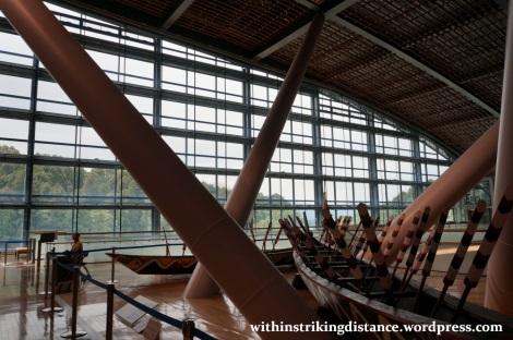 24Mar15 009 Japan Fukuoka Dazaifu Kyushu National Museum
