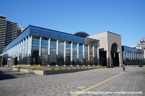 24Mar15 002 Japan Kyushu Fukuoka City Museum Seaside Momochi