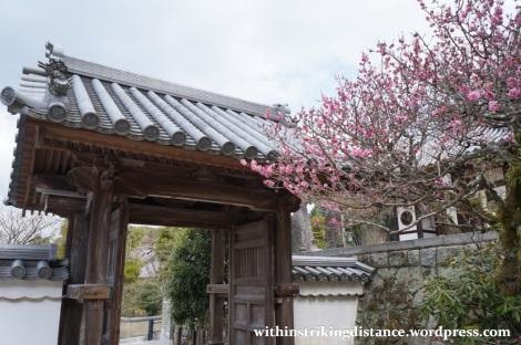24Mar15 005 Japan Kyushu Fukuoka Dazaifu Komyozenji Temple