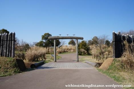 25Mar15 002 Japan Kyushu Saga Yoshinogari Historical Park