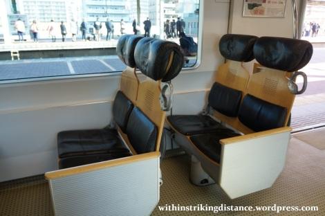 25Mar15 003 Japan JR Kyushu 817 Series EMU Train