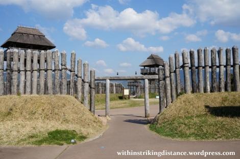 25Mar15 005 Japan Kyushu Saga Yoshinogari Historical Park