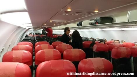 09Feb16 006 AirAsia Flight Z2 85 ICN MNL A320-200 Cabin