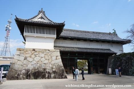 25Mar15 001 Japan Kyushu Saga Castle
