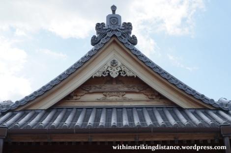 25Mar15 005 Japan Kyushu Saga Castle