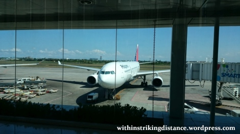 09Mar16 004 Philippine Airlines Flight PR 432 MNL NRT Manila Tokyo A330-300