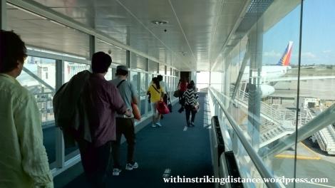 09Mar16 005 Philippine Airlines Flight PR 432 MNL NRT Manila Tokyo NAIA Terminal 2