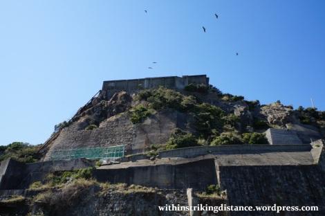 26Mar15 003 Japan Kyushu Nagasaki Hashima Gunkanjima Battleship Island