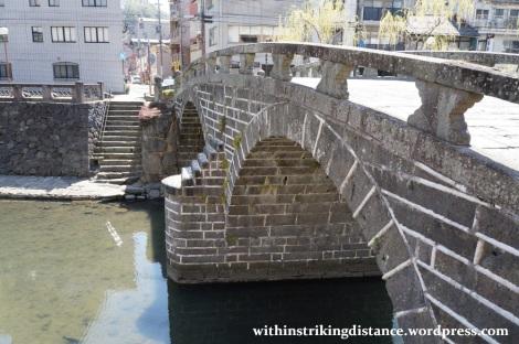 26Mar15 003 Japan Kyushu Nagasaki Nakashima River Meganebashi Spectacles Bridge