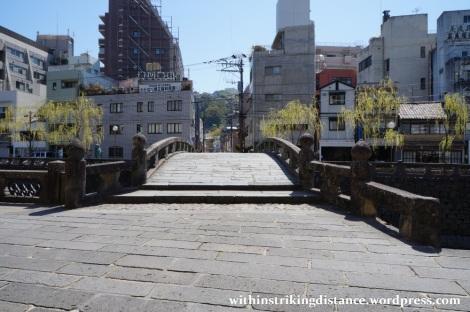 26Mar15 004 Japan Kyushu Nagasaki Nakashima River Meganebashi Spectacles Bridge
