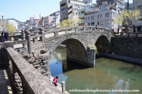 26Mar15 005 Japan Kyushu Nagasaki Nakashima River Meganebashi Spectacles Bridge