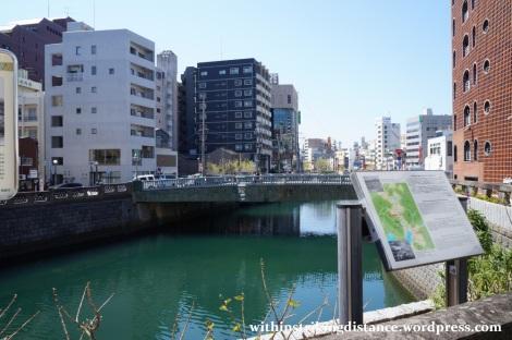 26Mar15 007 Japan Kyushu Nagasaki Nakashima River Atomic Bomb Target Area